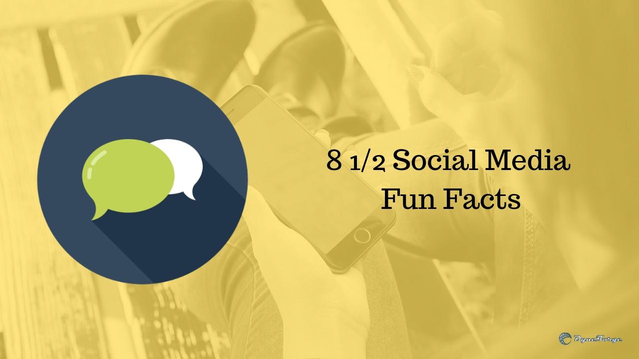 8 Social Media Fun Facts