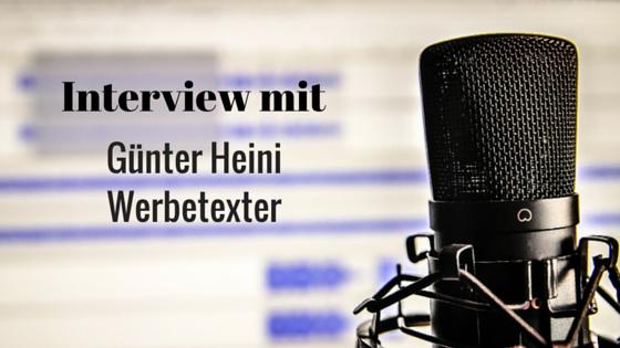 Linkedin Erfolg mit Günter Heini