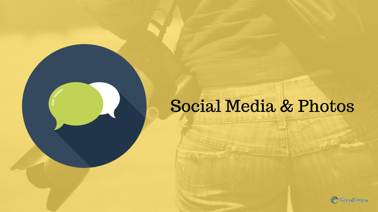 Social Media und Photos