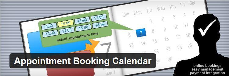 Buchungssystem für WordPress - Appointment Booking Calendar
