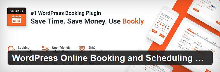 Buchungssystem für WordPress - Bookly