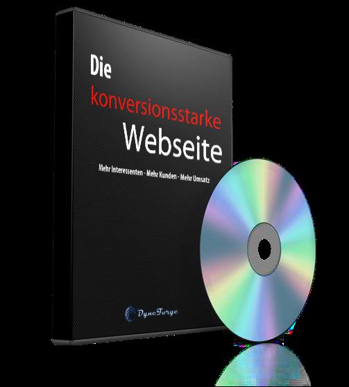 Die konversionsstarke Webseite
