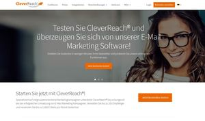 Einfaches E-Mail Marketing mit CleverReach