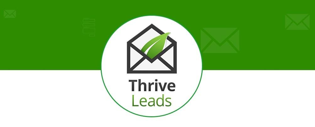 Die 3 besten E-Mail Opt-In Plugins für WordPress - ThriveLeads - Logo